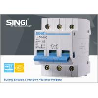 Quality SINGI HL30 230/240V disconnect switch, 1/2/3/4p 80A electric isolating switch wholesale