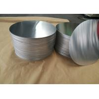Quality Deep Drawing Cookware Aluminum Circles 1000 Series Corrosion Resistance wholesale