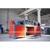 Quality CD / Hard Drive Shredder Machine , E Scrap Shredder With Automatic Overload Protection wholesale
