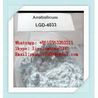 China Lgd-4033 Hgh Human Growth Hormone Novel Non - Steroidal Oral SARM CAS 1165910-22-4 on sale