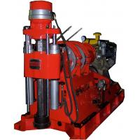 Quality XY-4-5 Hydraulic Engineering Drilling Rig rock core drill water well conservancy shallow petrol natural gas mining wholesale