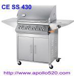 Quality 4-burner SS BBQ wholesale