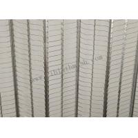 Quality Silver 7*20mm Hole Galvanised Rib Lath 2.5m Length For Industrial Building wholesale