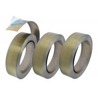 Quality Brushed Rose Gold Stainless Steel Channel Letters 90 Meters Length Good Flexibility wholesale