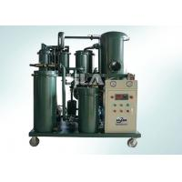 Quality Selected Materials Portable Lube Oil Purifier / Bearing Oil Purification System wholesale