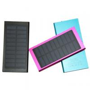 Quality Power bank 8000mAh Solar Powerbank Portable Charger Universal External Battery wholesale