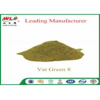 Quality Army Uniform Natural Indigo Powder  C I Vat Green 8 khaki 2G CAS 14999-97-4 wholesale