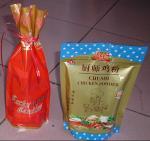 Quality Coffee / Rice Plastic Bag Packaging , Printed Snack Bag Packaging wholesale