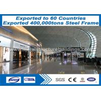 Buy cheap High Strength Steel framed buildings multi-storey ISO14000 Certification from wholesalers