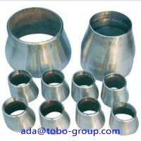 Quality ASTM A403 / A403M WP321 ASME B16.9 Stainless Steel Concentric / Eccentric reducer wholesale