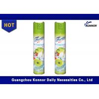 Quality Sunny Citrus Auto Air Freshener Spray Refill Alochol Based For Hotel wholesale