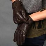 Quality Men′s Fashion Leather Gloves (MF2) wholesale