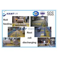China Corrugated Paper Board  / Reel Handling Equipment 18 M / Min High Performance on sale