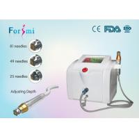 Quality skin maintenance microneedle nurse system radio frequency machine for sale wholesale