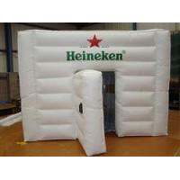 Quality White Medical Cube Inflatable Tent wholesale