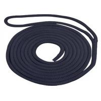 "Cheap 1/4"" double braid polyester yacht rope navy marine equine general 100ft Great for sale"