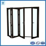 Quality 2015 New Design Folding Be-Fold Aluminium Doors with Best Price wholesale
