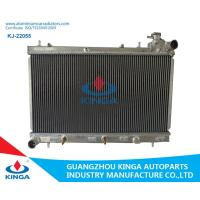 Quality Subaru Aluminium Car Radiators For Imperza'92-00 At With OEM 45199-Fa030 wholesale