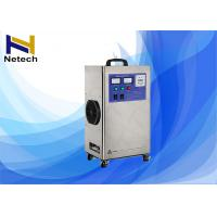 Quality Clean Air Industrial Ozone Generator for Ozone Air Purifier , 0.025Mpa/h Compressed wholesale