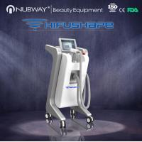 Quality 250Khz HIFU Vacuum ultrasonic liposuction on stomach fat removal equipment wholesale