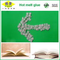 Quality Bookbinding / Packaging Hot Melt Adhesive Glue Polyester , Heat Transfer Adhesive wholesale