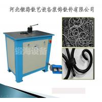 Quality DW16E  Wrought iron scroll bending machine Bule( flat steel,round bar,square bar ) wholesale