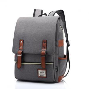 Retro Cute Stylish School Backpacks  , Outdoor Camping Waterproof College Bags