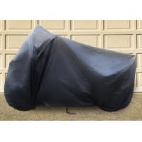 Quality Rain Proof Motorcycle Portable Garage , Motorcycle Weather Cover 3 Pounds wholesale
