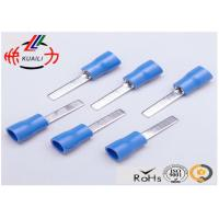 Quality Insulated Flat Blade Type Electrical Splice Connector Tab Terminal wholesale
