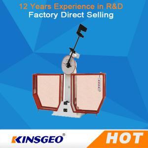 Cheap 380V Irregular Surface Plastic Testing Machine / Durability Semi Automatic for sale