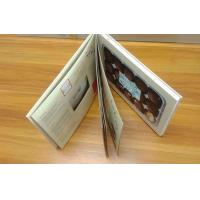 China Media Kits Flip Book Video Support MP4 / WMA / AVI / RM / RMVB Format on sale