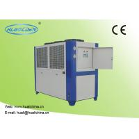 Quality Air Cooled Water Chilling Plant / Industrial Water Chiller For Printing Machine wholesale