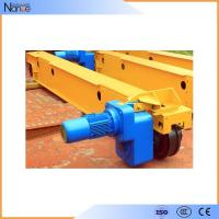 Quality Motorised End Carriage Crane Yellow For Single Girder & Double Girder Cranes wholesale