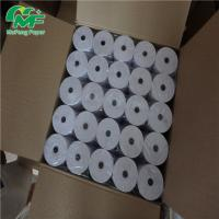 China Plastic and Paperboard Core Thermal Paper Roll and Cash Register Paper Roll Thermal Cash Register Paper Roll on sale