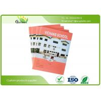 Quality Film Lamination Cover A4 Exercise Books for Schools / Education Institutions wholesale