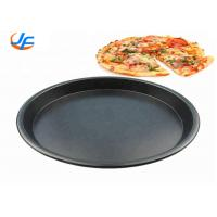 Quality Commercial Aluminium Cake Mould / Bakery Trays Pizza Baking Pan14 Inch Pizza Tray wholesale
