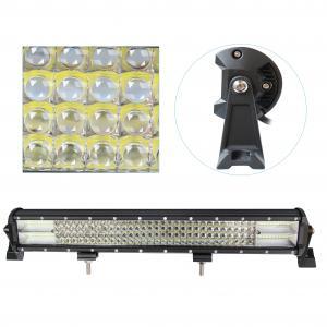 Quality Practical UTV Led Light Bar Multiple Mounting Brackets 10° Spot / 150° Flood wholesale