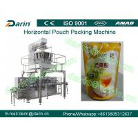 China Darin horizontal agarbatti Automatic Pouch Packing Machine FOR flat / stand bag on sale