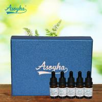 Quality Stress Relief Aromatherapy Essential Oils Set Long Lasting Car Air Freshener wholesale