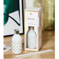 Quality 2019 New factory wedding favor aroma reed diffuser set in air fresheners reed diffuser refill wholesale