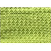 Channel Style Plaid Jacquard Weave Fabric 750 G For Tweed Jacket / Fancy Suiting