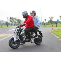 China 2000w Electric Scooter Motorcycle With 72v 20 - 60ah Lead Acid / Lithuim on sale