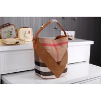 Cheap Wholesale 2014 New designer fashionable womens b-urberry women leather grid for sale