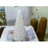 Buy cheap White Christmas Tree Candles from wholesalers