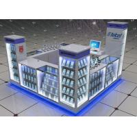 Cheap Durable Small Space Cell Phone Display Fixtures For Shopping Mall Display for sale