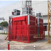 Quality Double Cage Building Site Hoist  wholesale