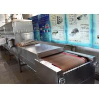 Quality Fully Automatic Chili Drying Machine , Food Microwave Drying Machine Stainless Steel wholesale