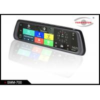 Quality Full Touch Android Special GPS FHD Car Camera DVR Rearview Mirror Monitor wholesale