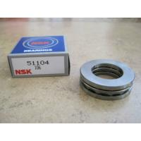 Buy cheap NSK 51104 single direction Thrust ball bearing from wholesalers