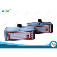 Quality Coding Machine Continuous Inkjet Solvent for Domino Small Character wholesale